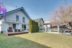 4 izbový rodinný dom, s možnosťou dorobenia 5tej izby, Bratislava - Rusovce